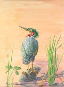 Oritinal Art by Kathleen R. Bates